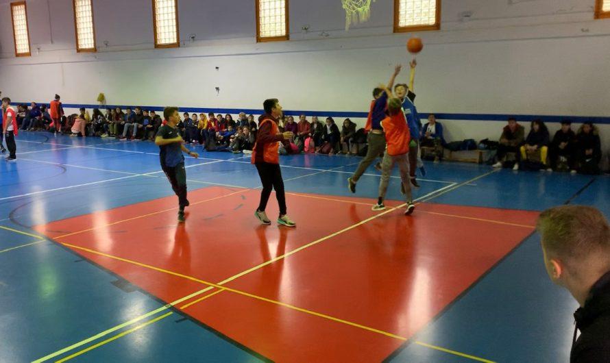 Torneo de Baloncesto 3×3 – Recreos