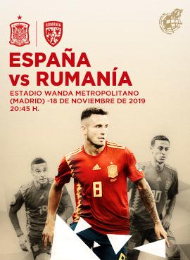 España-Rumanía (Eurocopa 2020)
