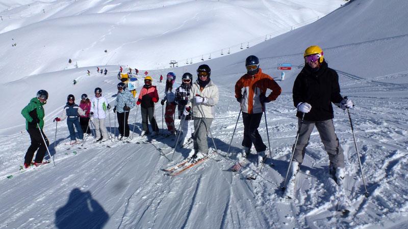 Esquí y Snow en Sierra Nevada (Granada) 4ºESO-1ºBachillerato