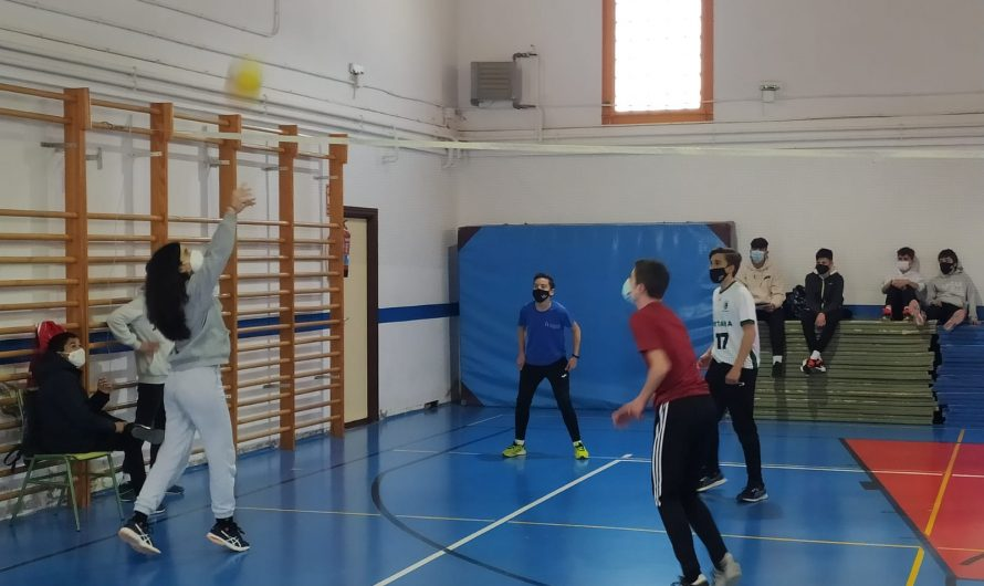 Torneo de Voleibol 2×2 (Fase Final 2ºESO)