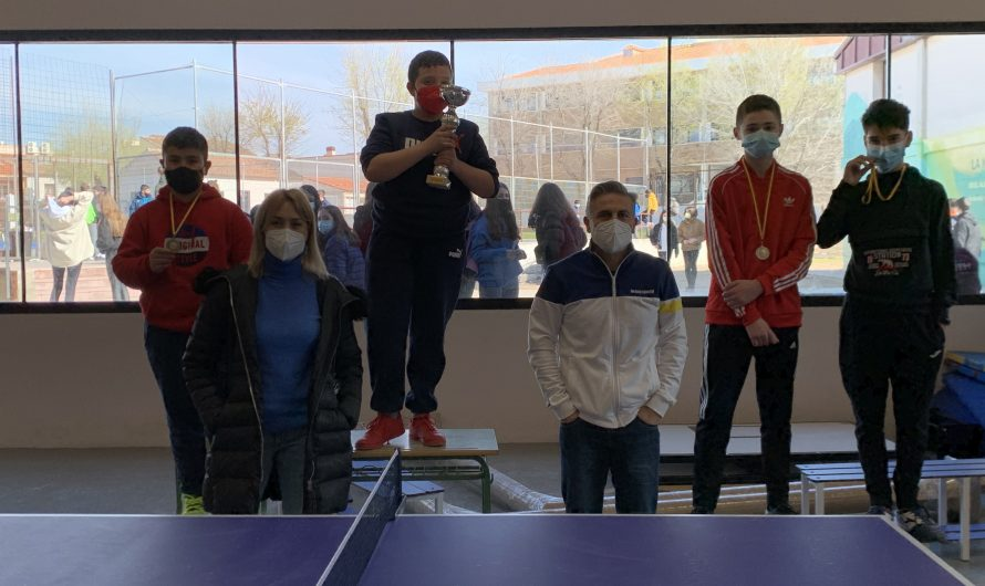 Torneo de Tenis de Mesa (Finales)